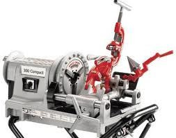 ridgid pipe threading machine
